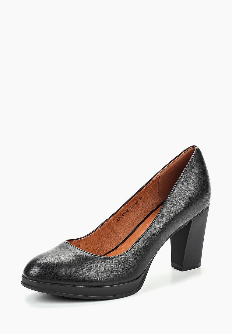 Женские туфли Francesco Donni P415 455HC-S16-02KLM