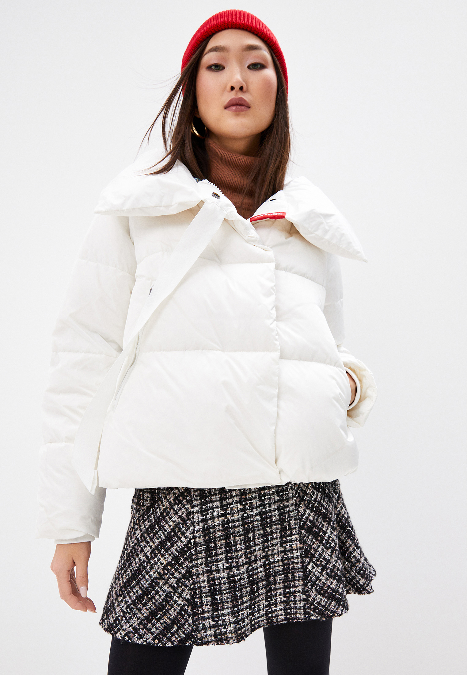 Утепленная куртка Freedomday IFRW542Z121-RD
