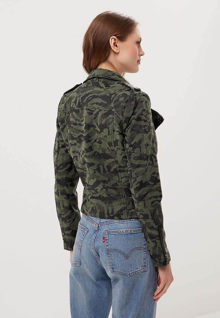 Кожаная куртка Fresh Cotton 1745: изображение 7