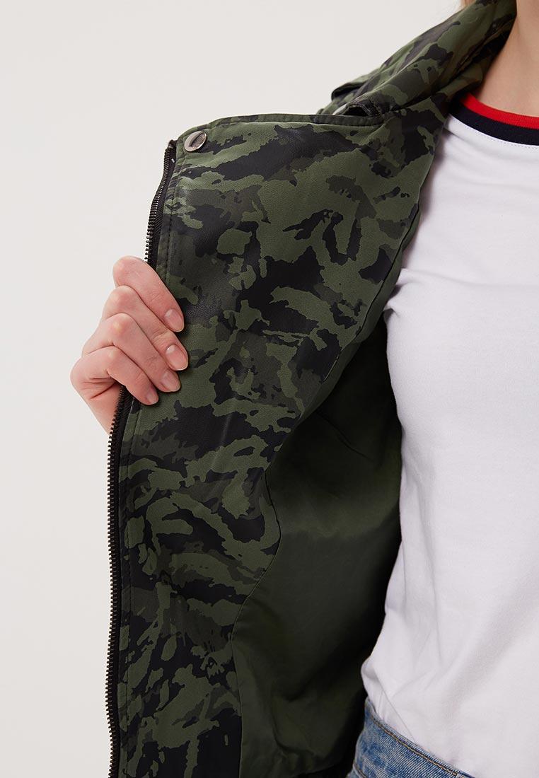 Кожаная куртка Fresh Cotton 1745: изображение 8