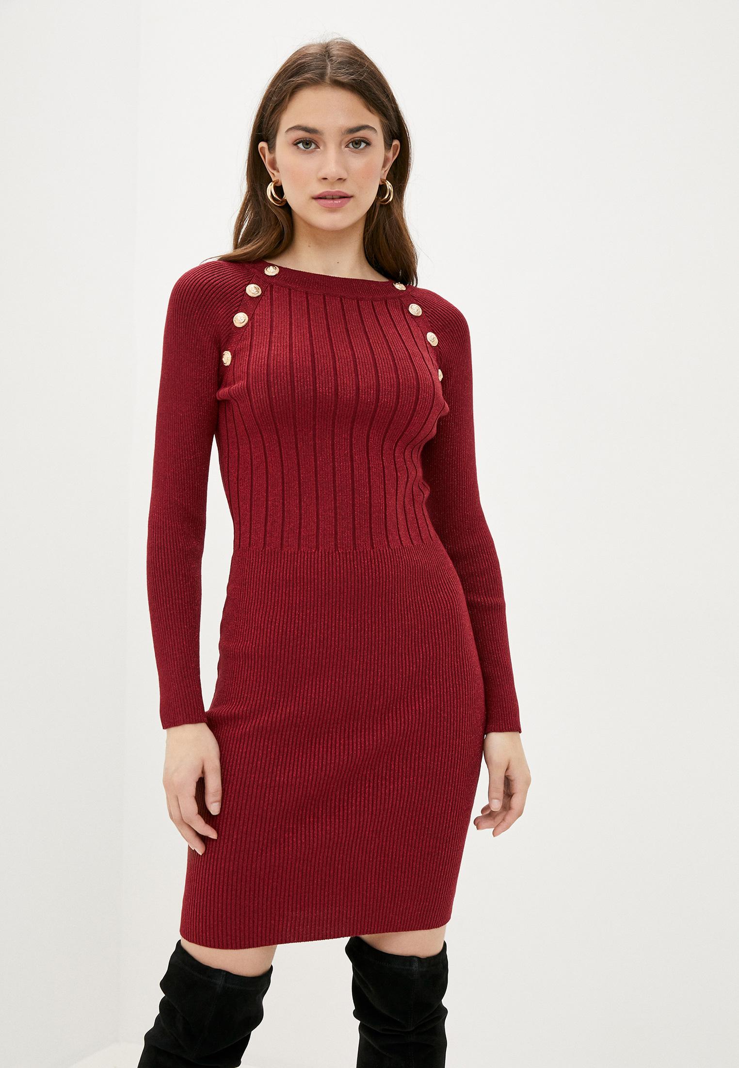 Вязаное платье Fresh Cotton 849