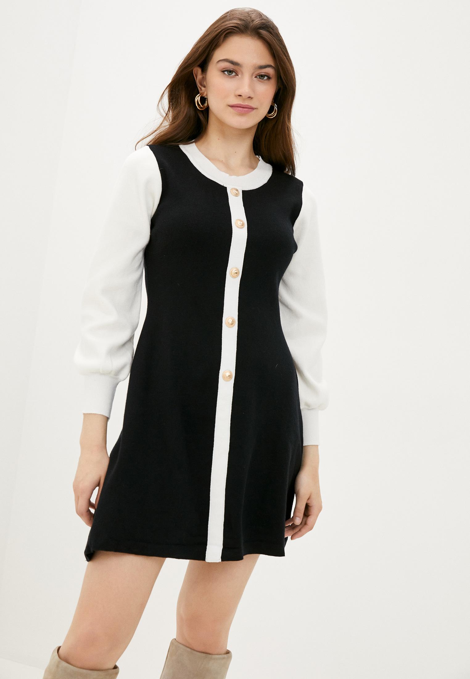 Вязаное платье Fresh Cotton 7041