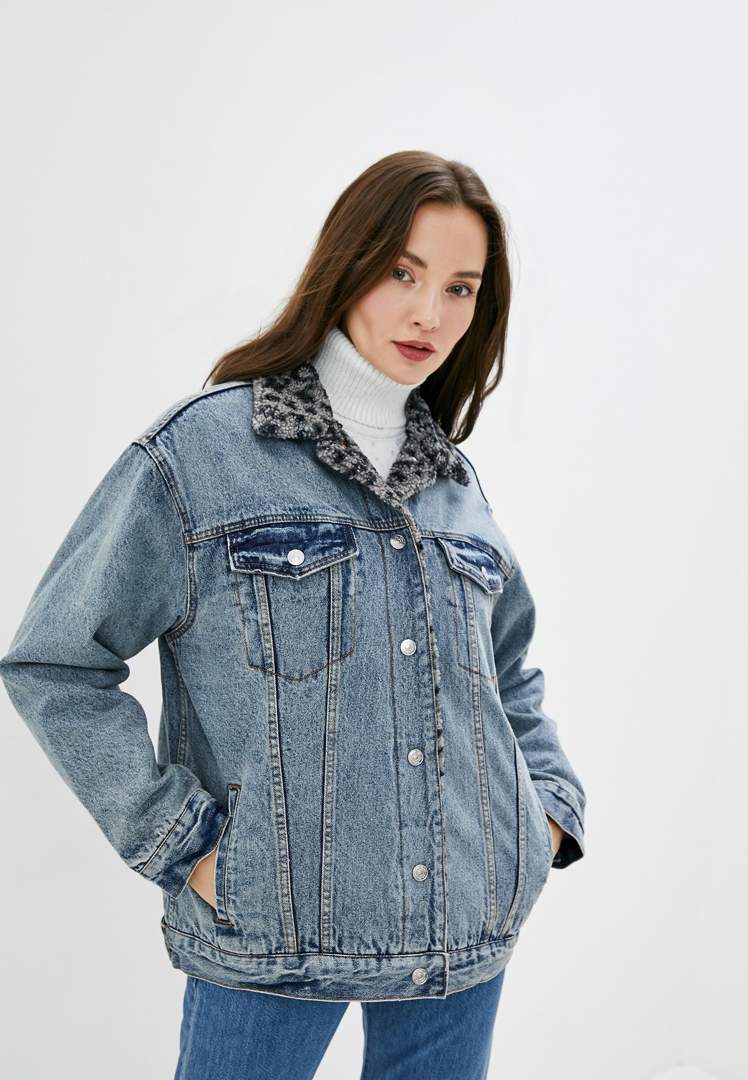 Джинсовая куртка Free People OB1021627