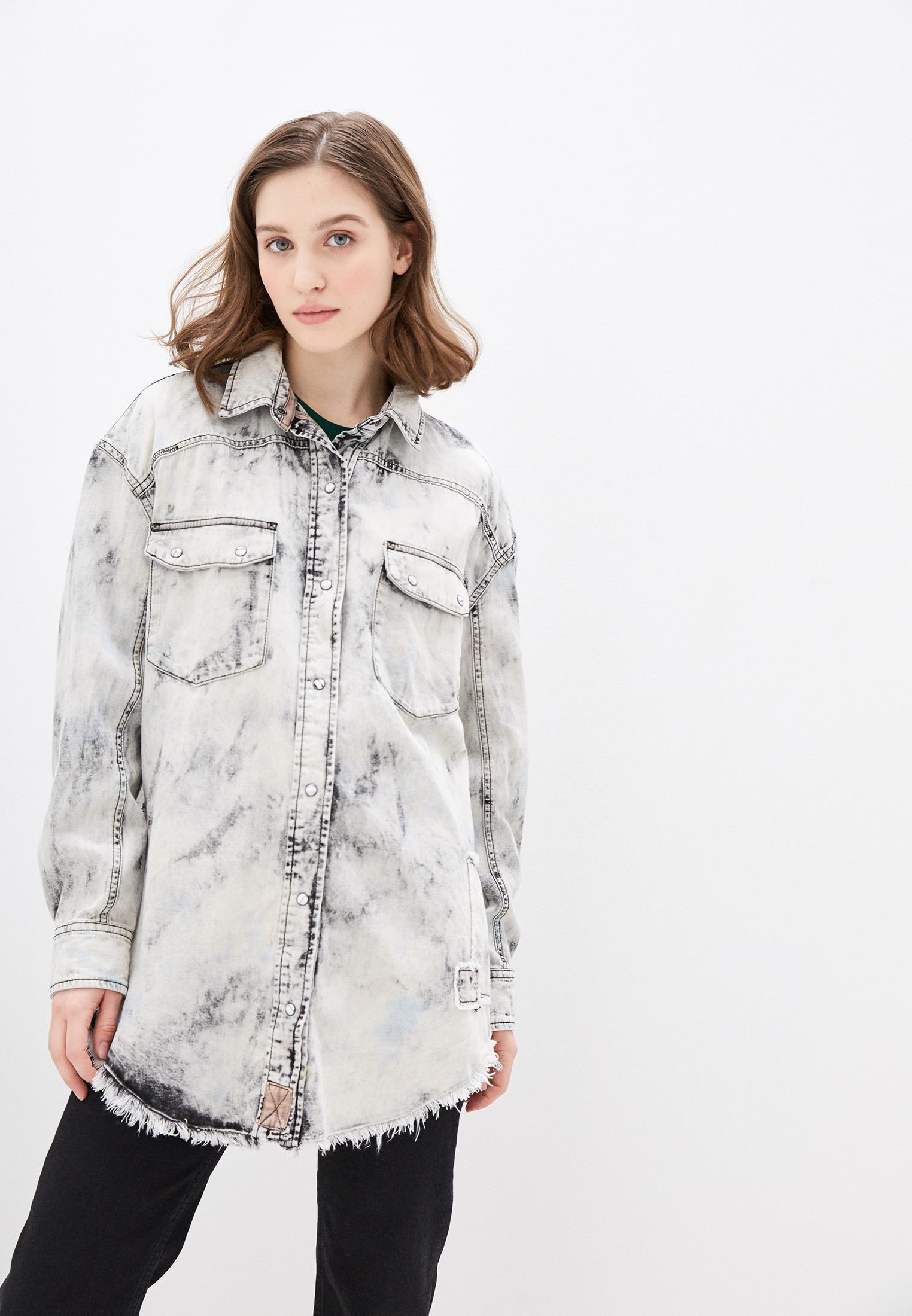 Джинсовая куртка Free People OB1063504