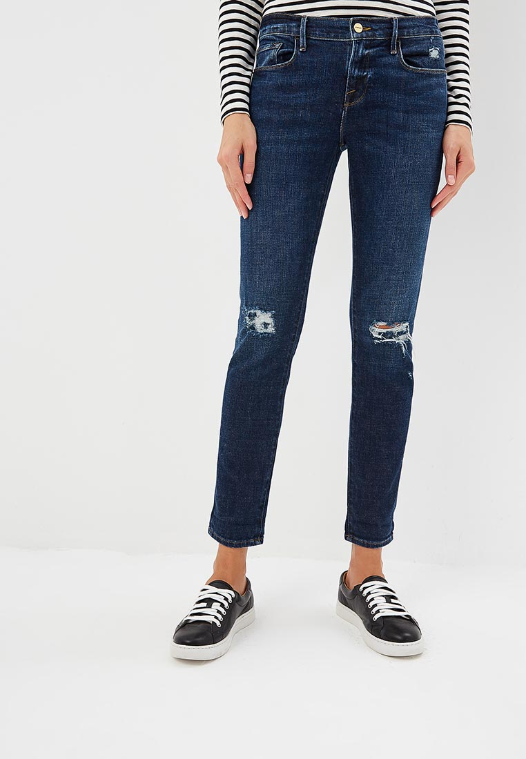 Зауженные джинсы Frame LGJ218