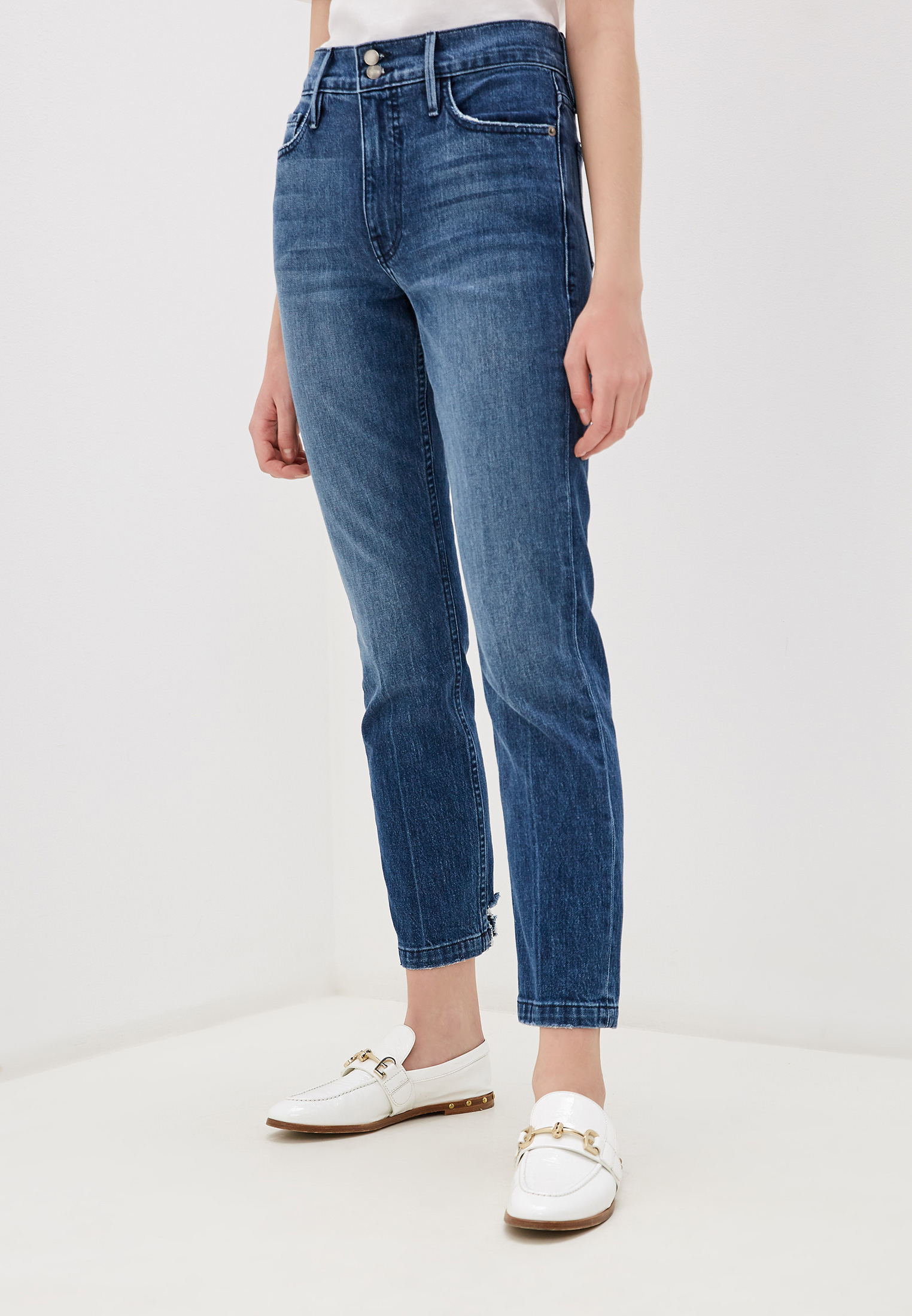 Зауженные джинсы Frame HSY439/C: изображение 1
