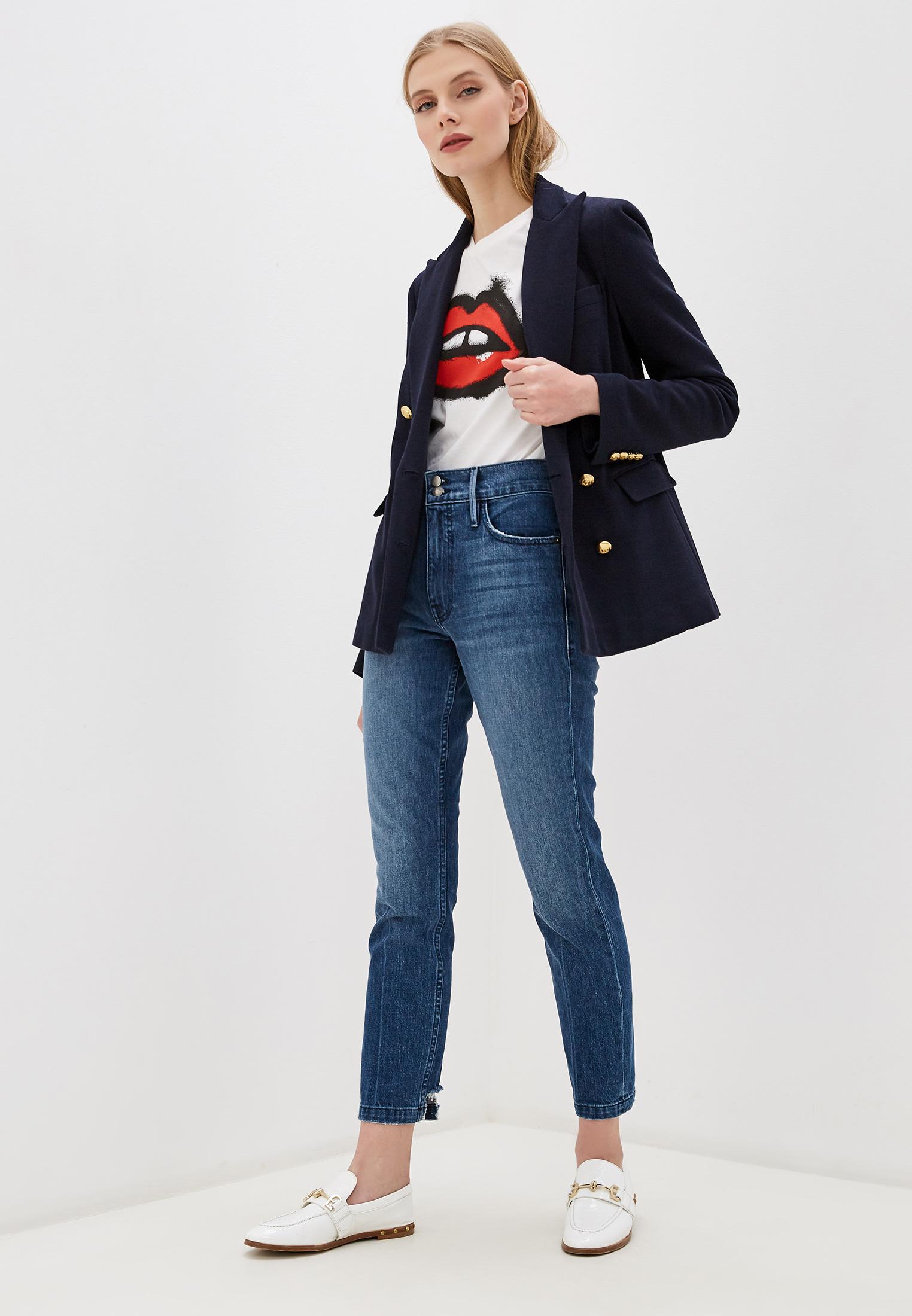 Зауженные джинсы Frame HSY439/C: изображение 2