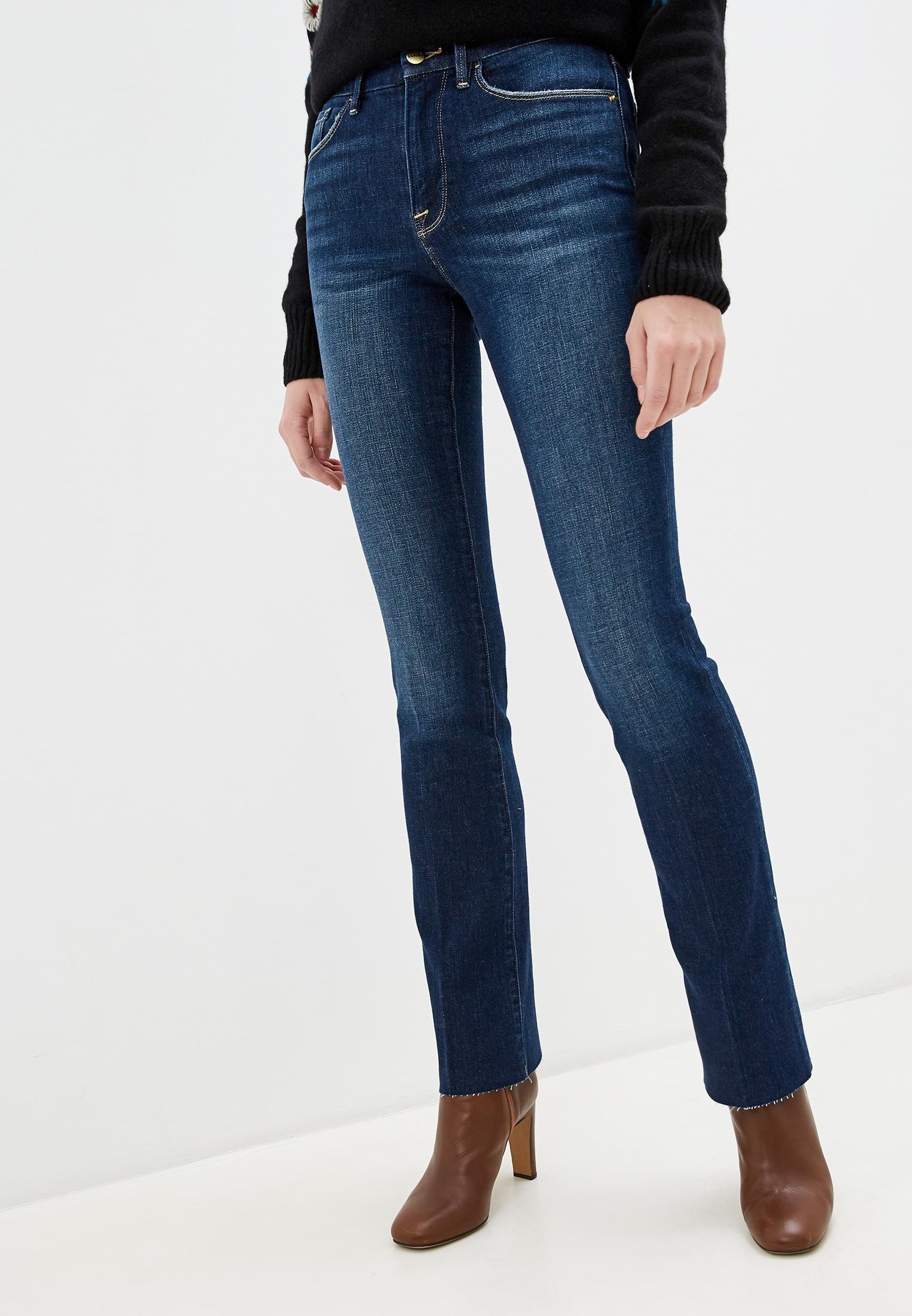 Широкие и расклешенные джинсы Frame LMBRA793