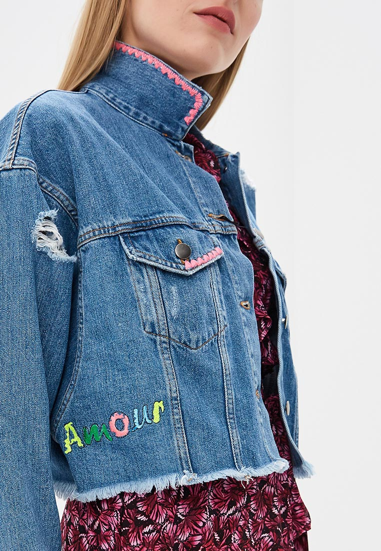 Джинсовая куртка Front Street 8 FR504: изображение 5