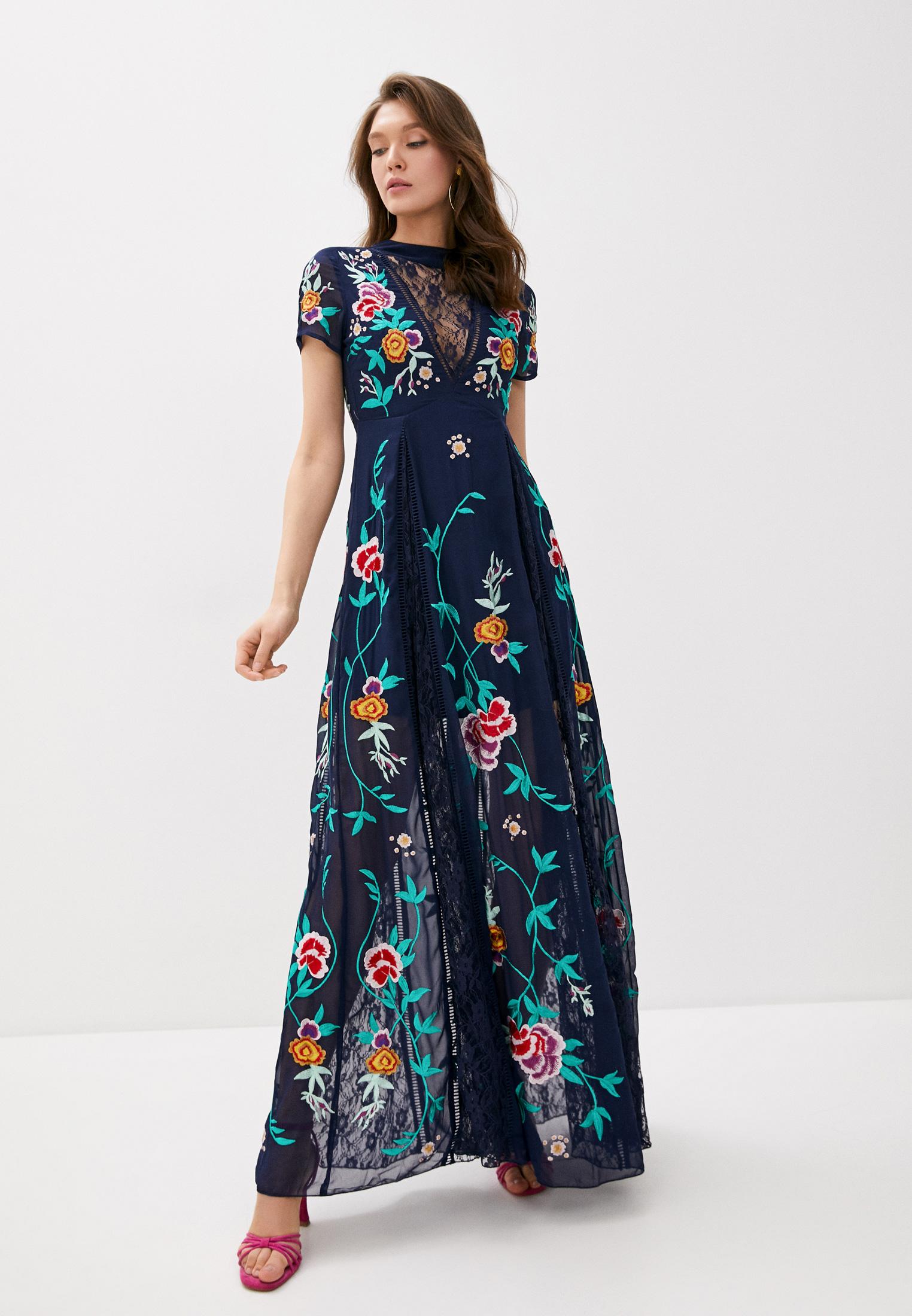 Вечернее / коктейльное платье Frock and Frill FFSW400VDL