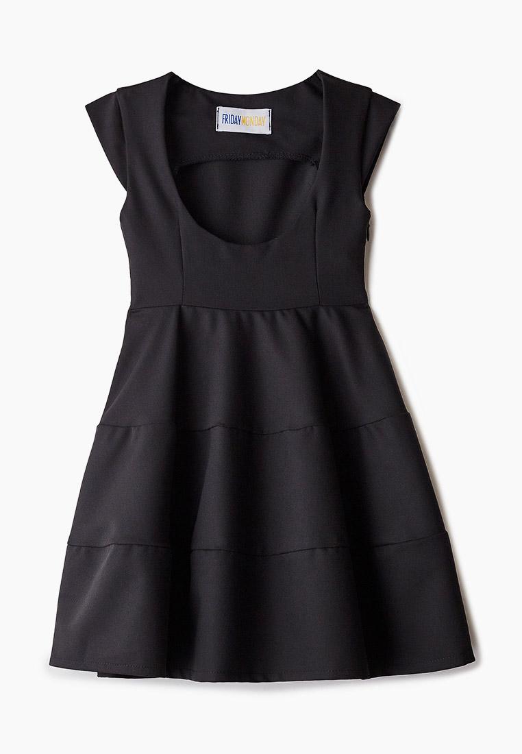 Повседневное платье Fridaymonday F200755