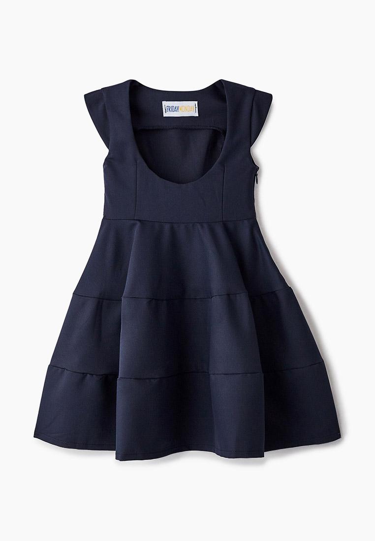 Повседневное платье Fridaymonday F200756