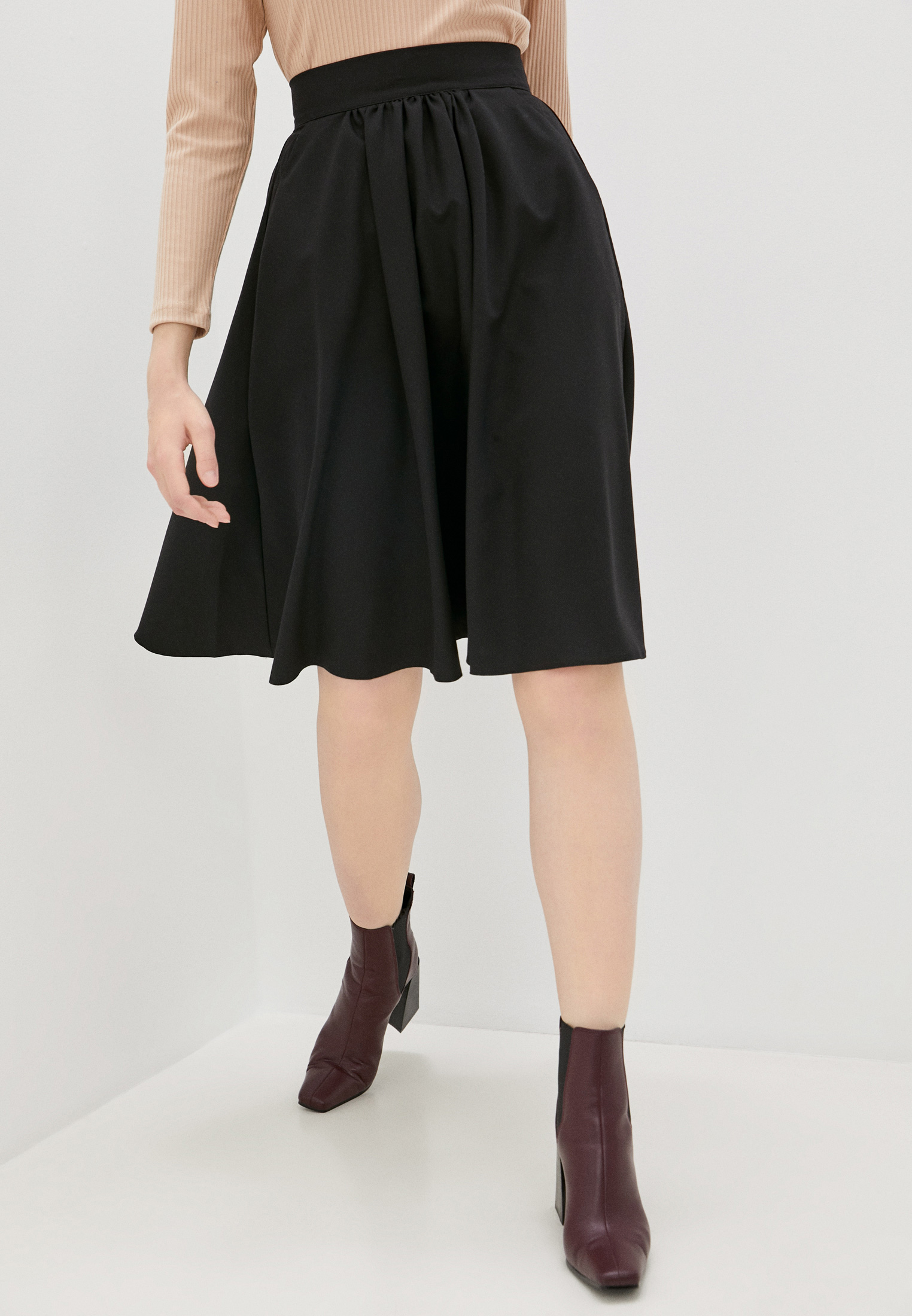 Широкая юбка Fridaymonday F200838
