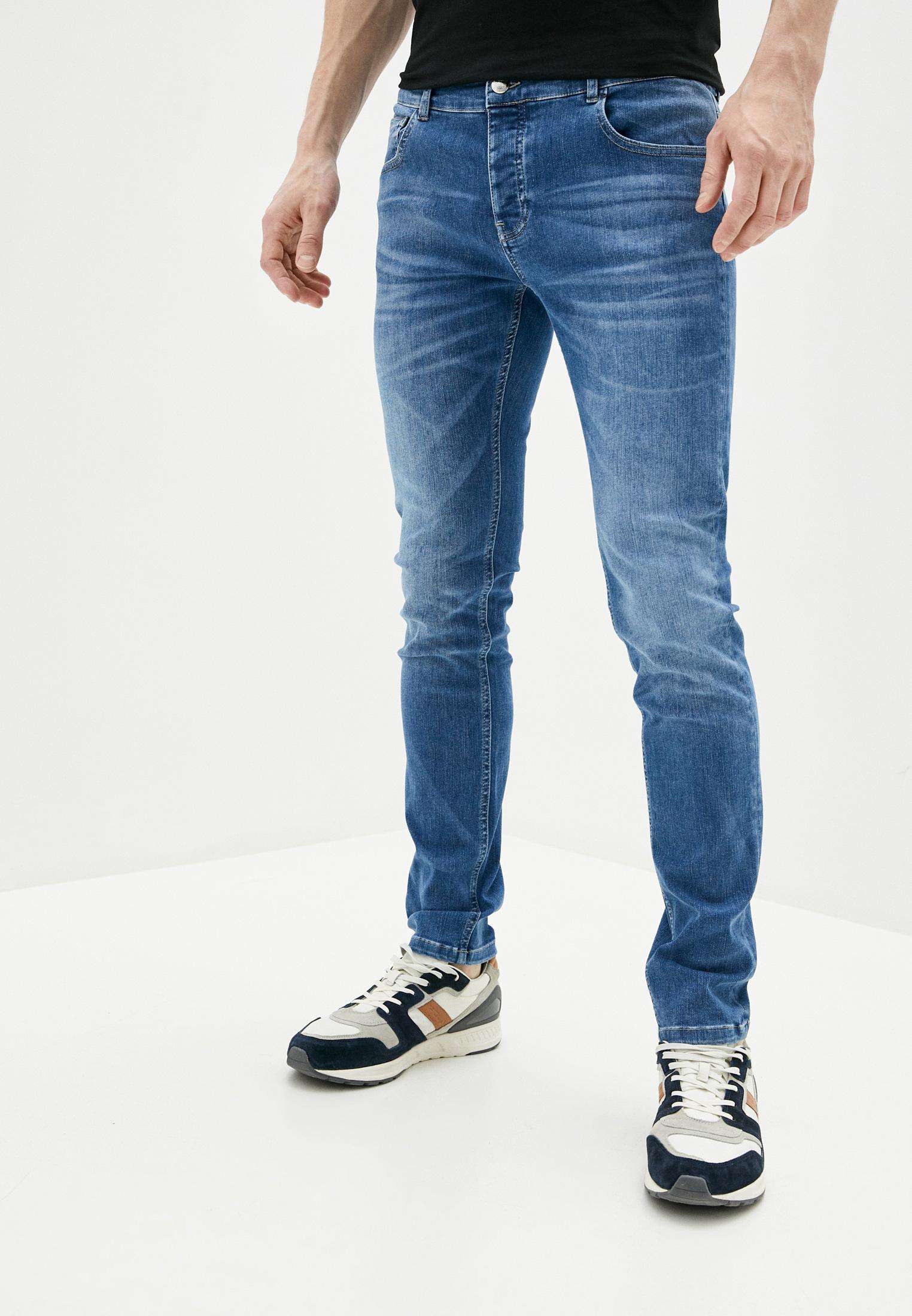 Зауженные джинсы Frankie Morello fms0002je