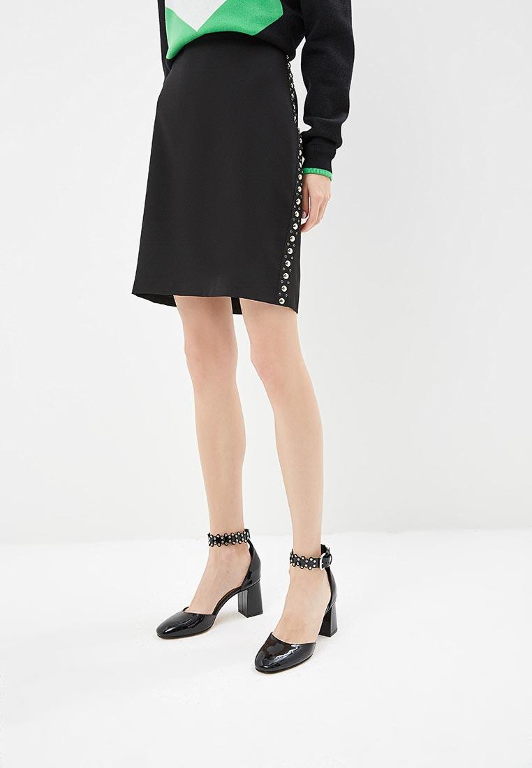 Прямая юбка Frankie Morello FWCF8061GO
