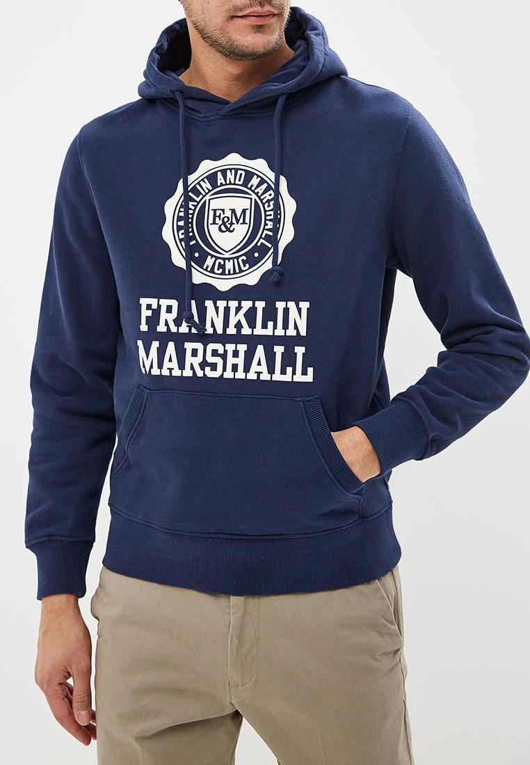 Мужские худи Franklin & Marshall FLMF065ANW18