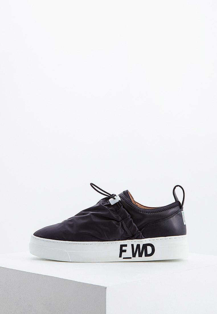 Женские слипоны F_WD FW33051B.10071
