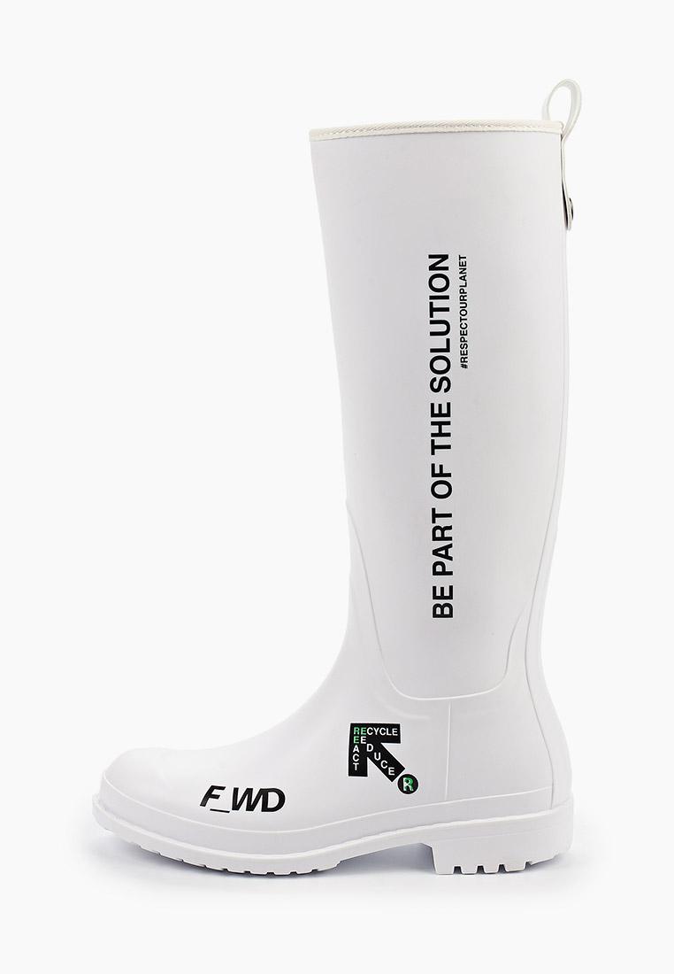 Женские резиновые сапоги F_WD FW33091A.10130