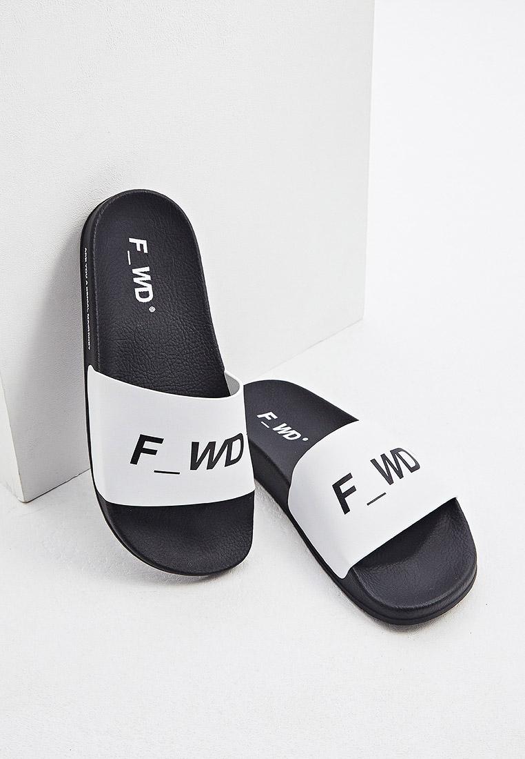 Женские сланцы F_WD FWS34141A: изображение 4