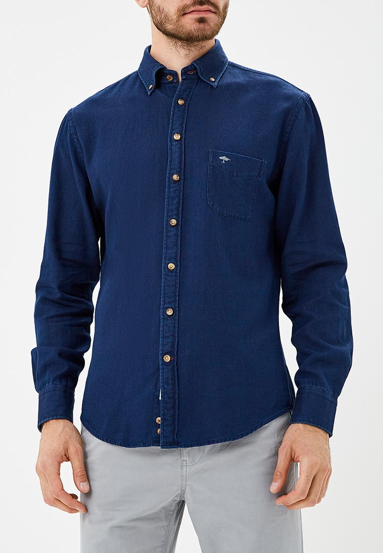 Рубашка с длинным рукавом Fynch-Hatton (Финч Хаттон) 1218 6100