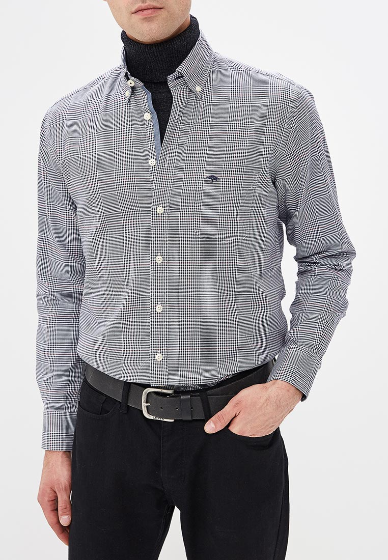 Рубашка с длинным рукавом Fynch-Hatton (Финч Хаттон) 1218 8070