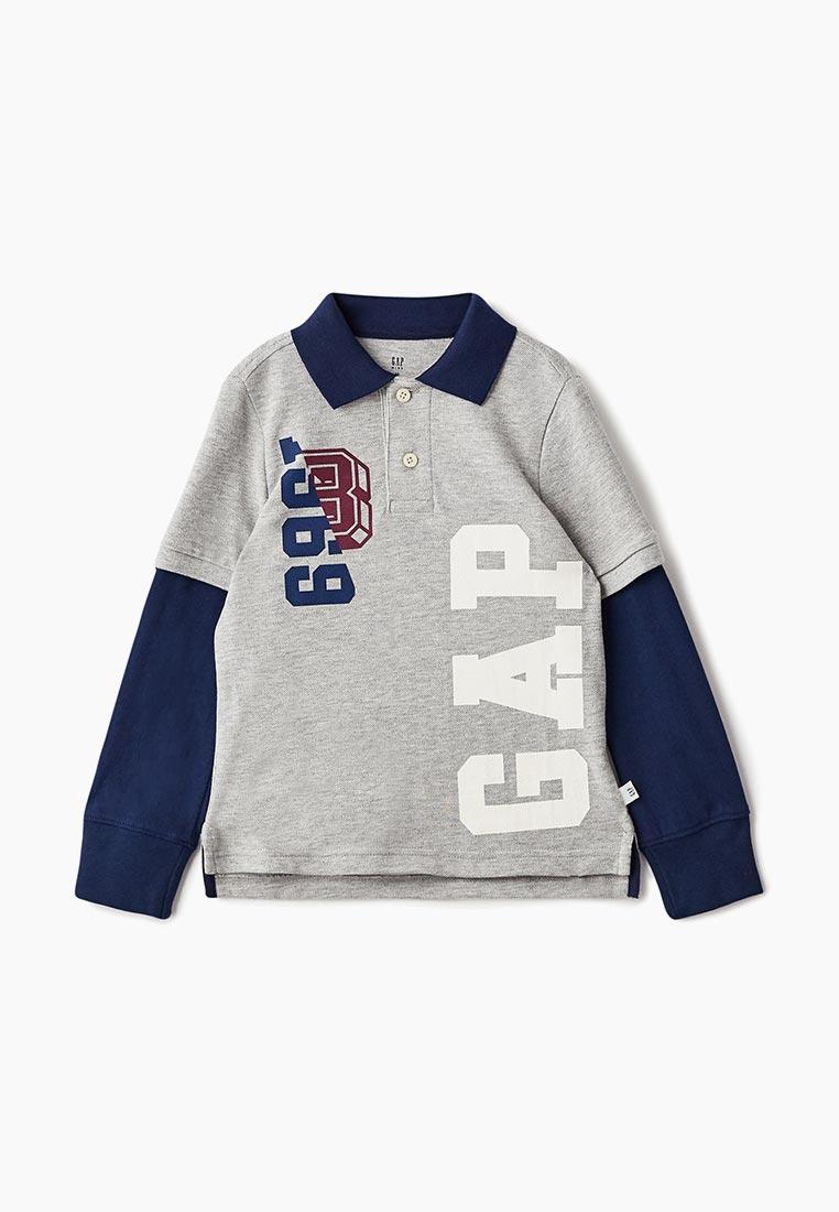 Поло для мальчиков Gap (ГЭП) 370675