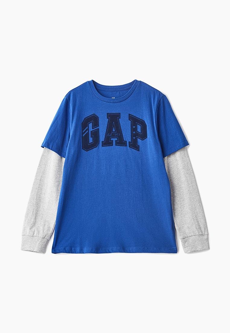 Футболка с длинным рукавом Gap (ГЭП) 376398