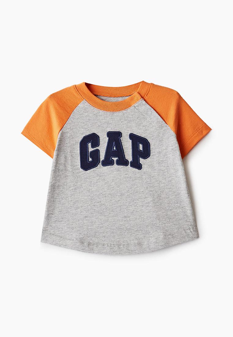 Футболка с коротким рукавом Gap (ГЭП) 542938