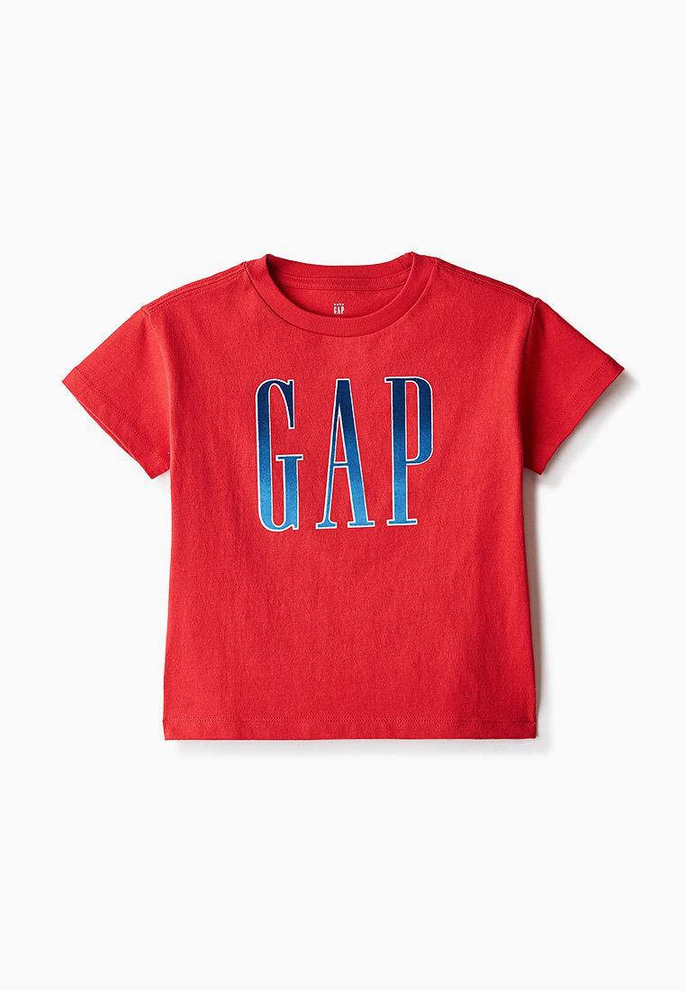 Футболка с коротким рукавом Gap (ГЭП) 577656