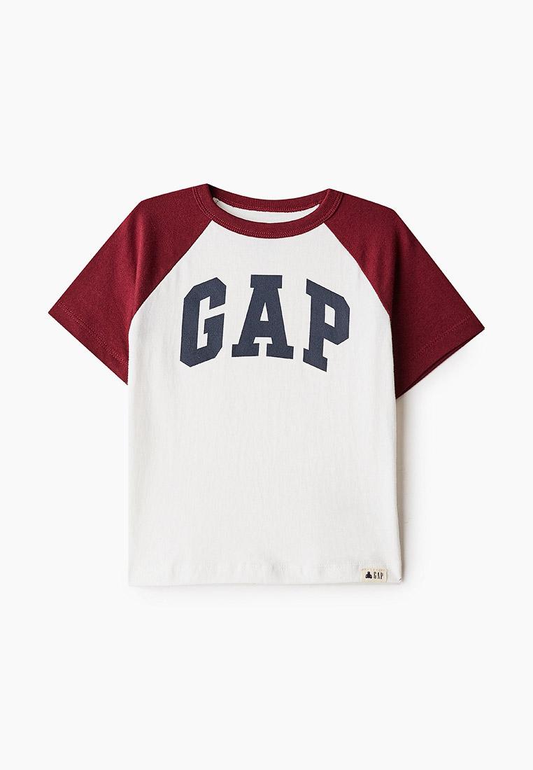 Футболка с коротким рукавом Gap (ГЭП) 617806
