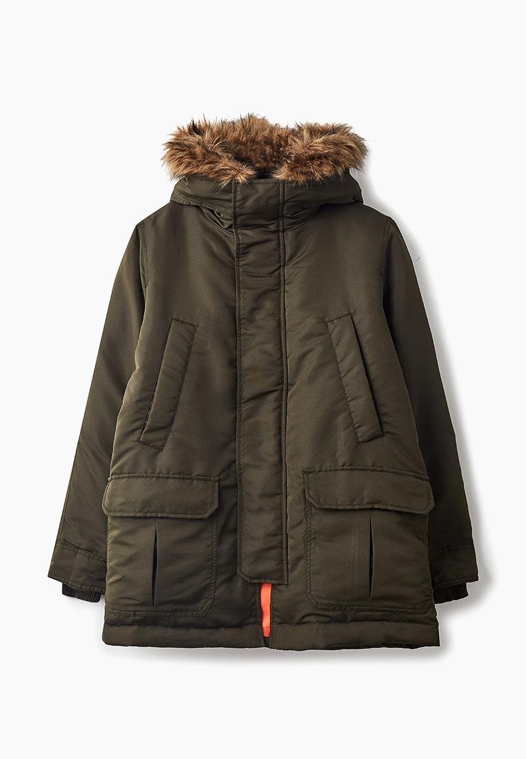 Утепленная куртка Gap 349012
