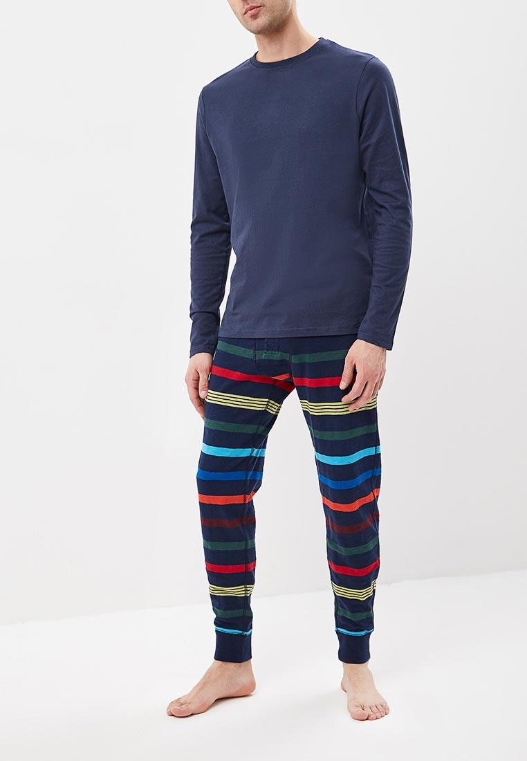 Мужские домашние брюки Gap 395015: изображение 2