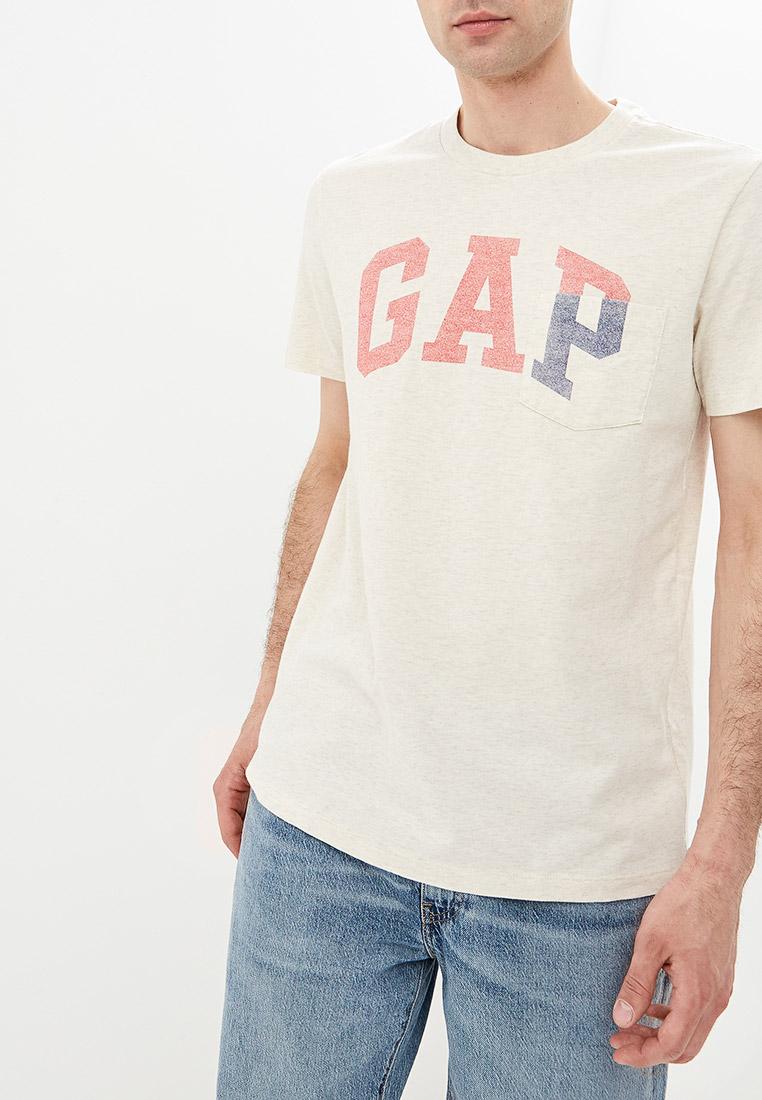 Футболка с коротким рукавом Gap 465938