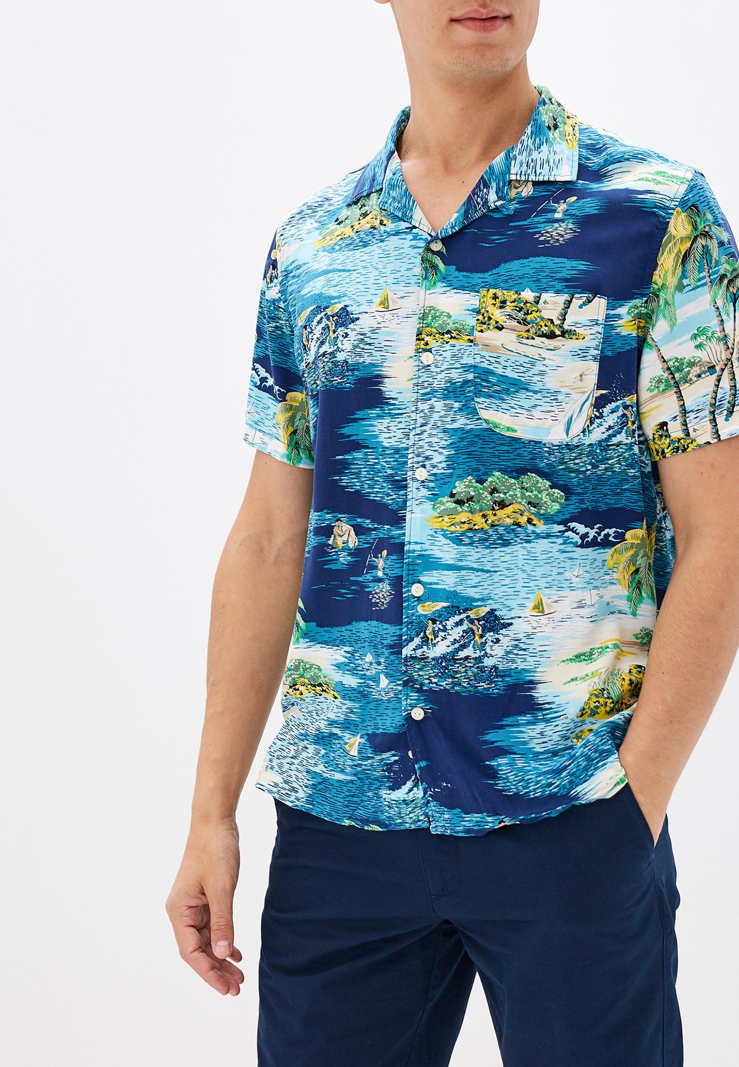Рубашка с длинным рукавом Gap 467403