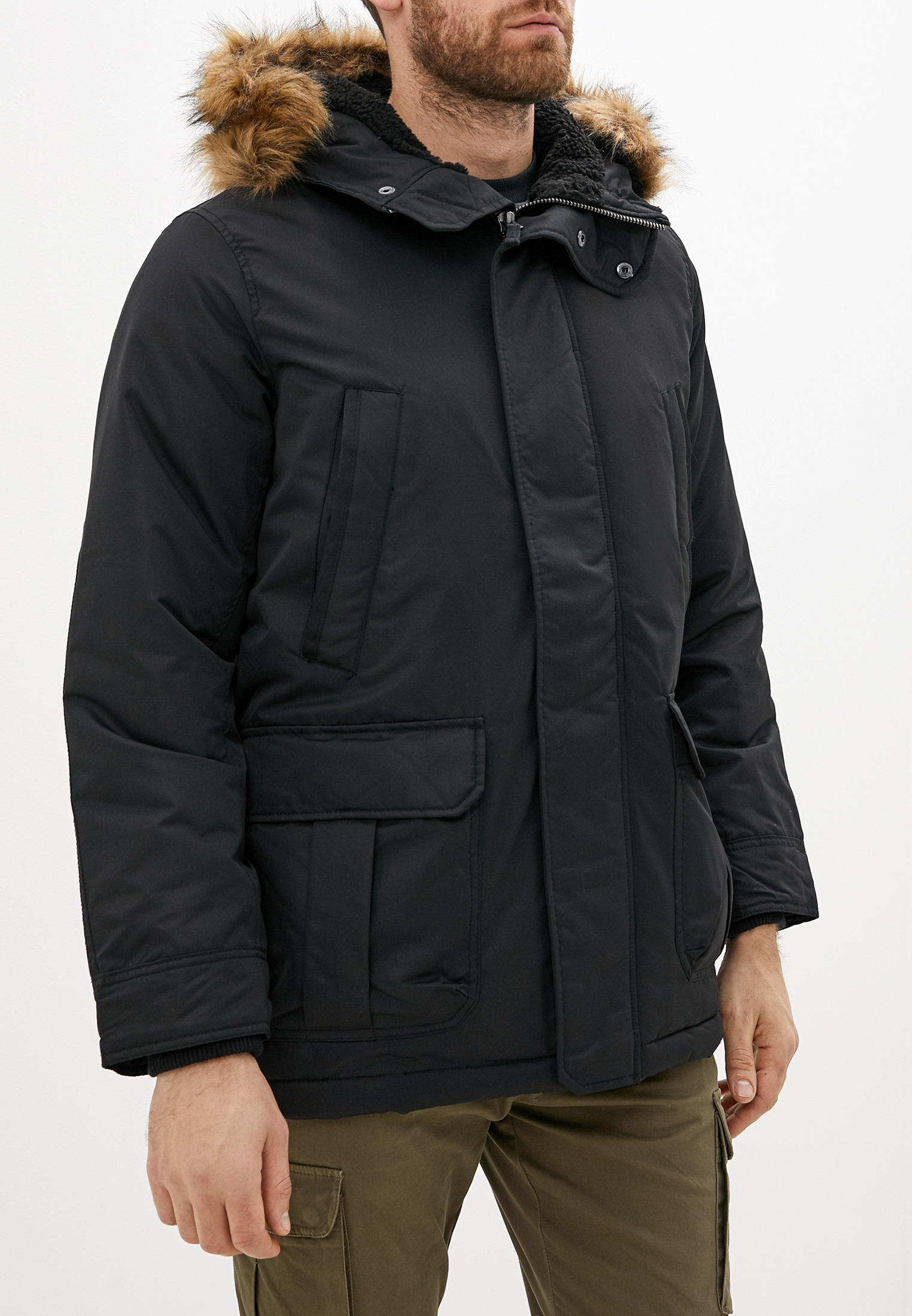 Утепленная куртка Gap 477790