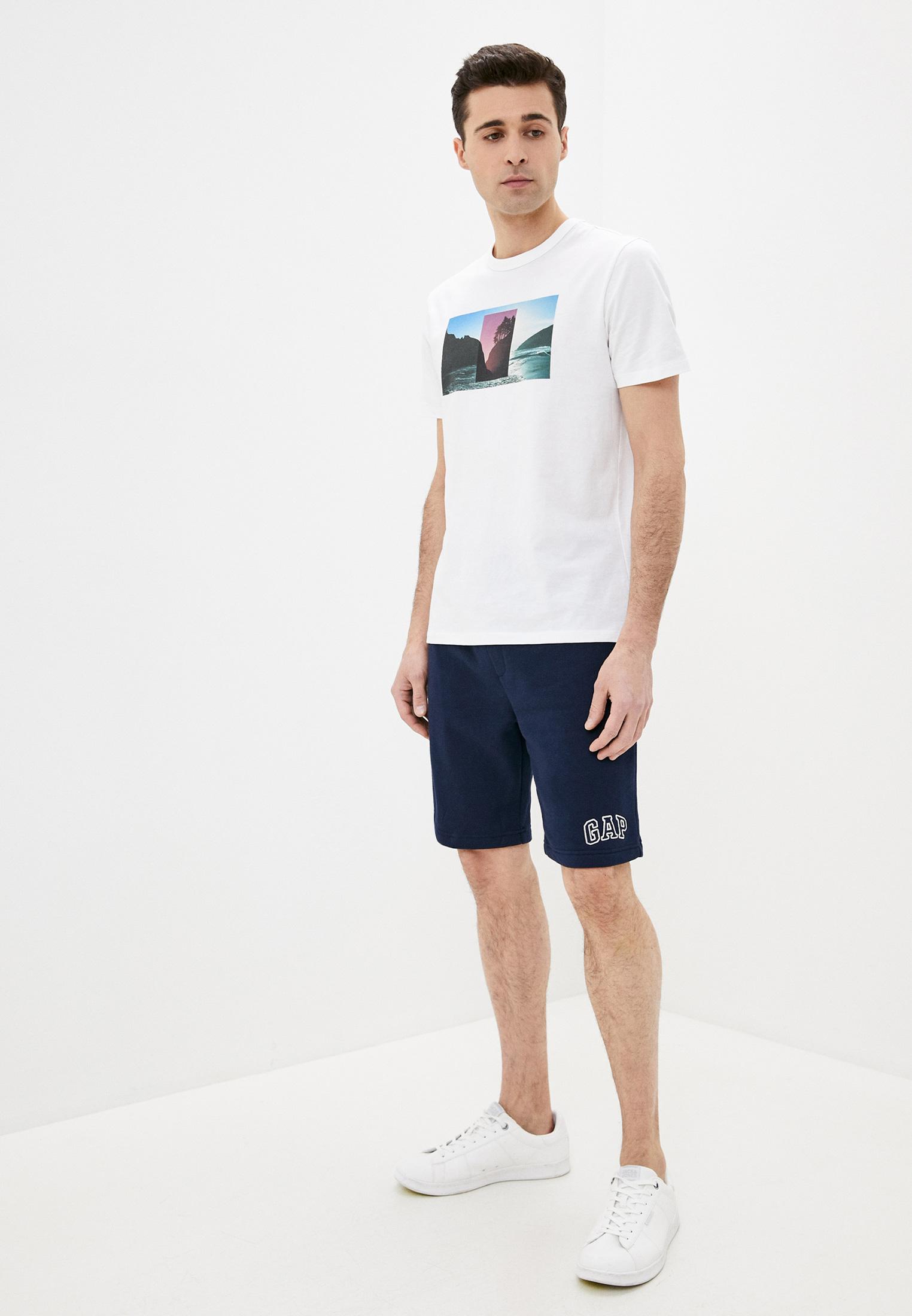 Мужские повседневные шорты Gap 548734: изображение 2