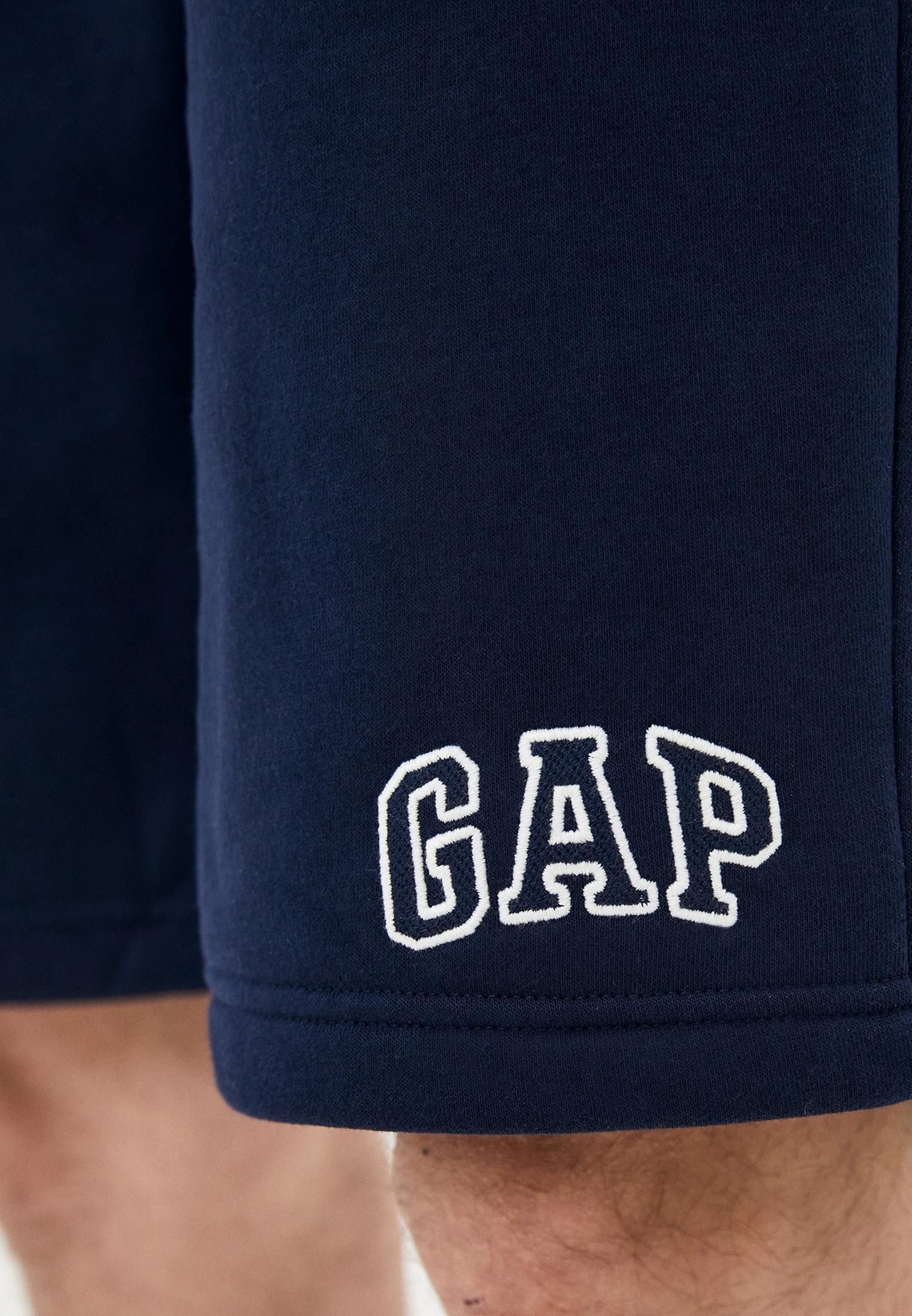 Мужские повседневные шорты Gap 548734: изображение 4