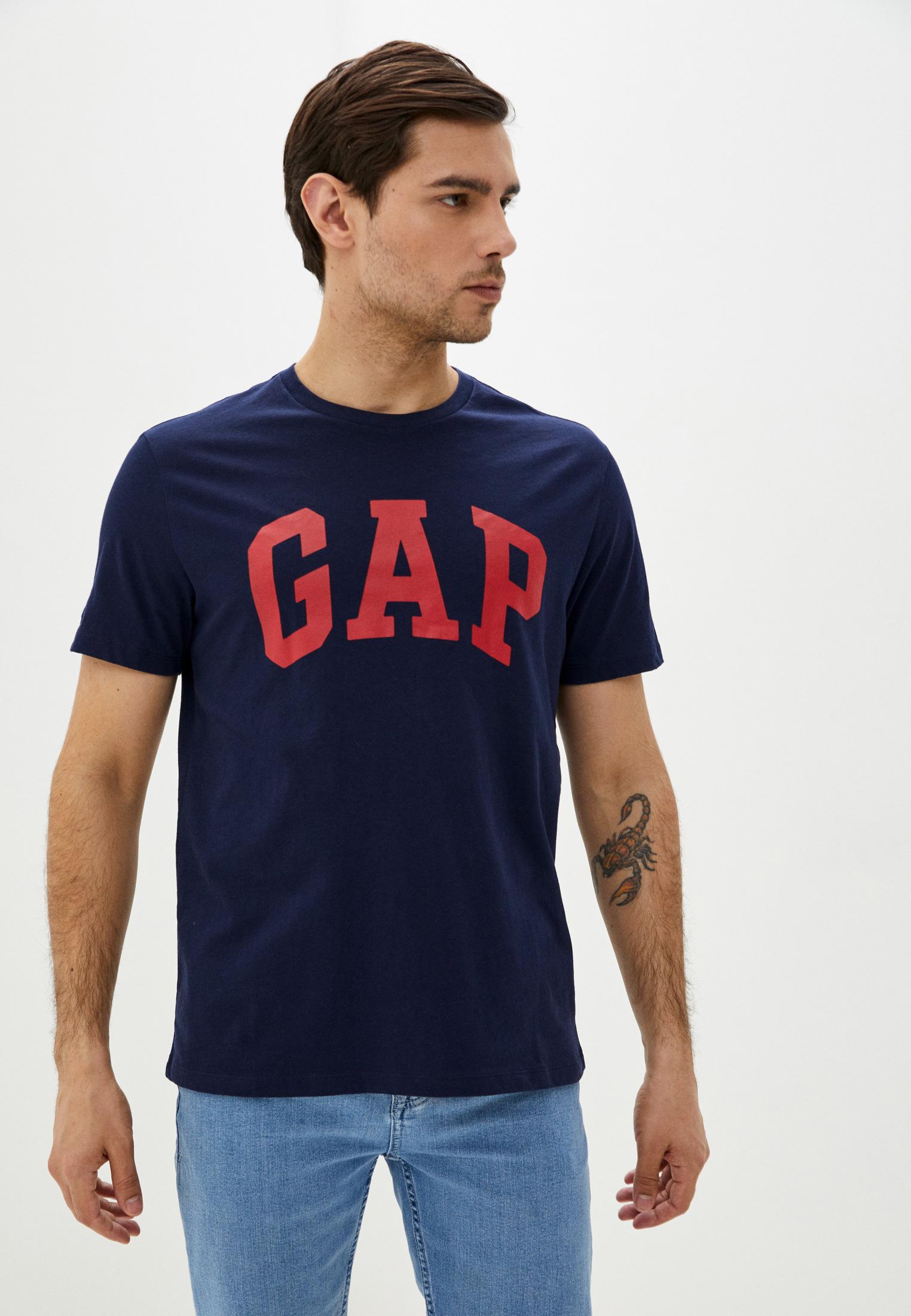 Футболка с коротким рукавом Gap 550338
