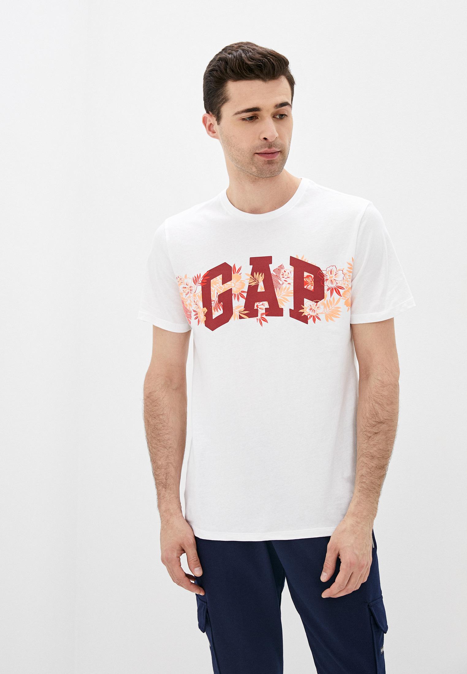 Футболка с коротким рукавом Gap (ГЭП) 586426