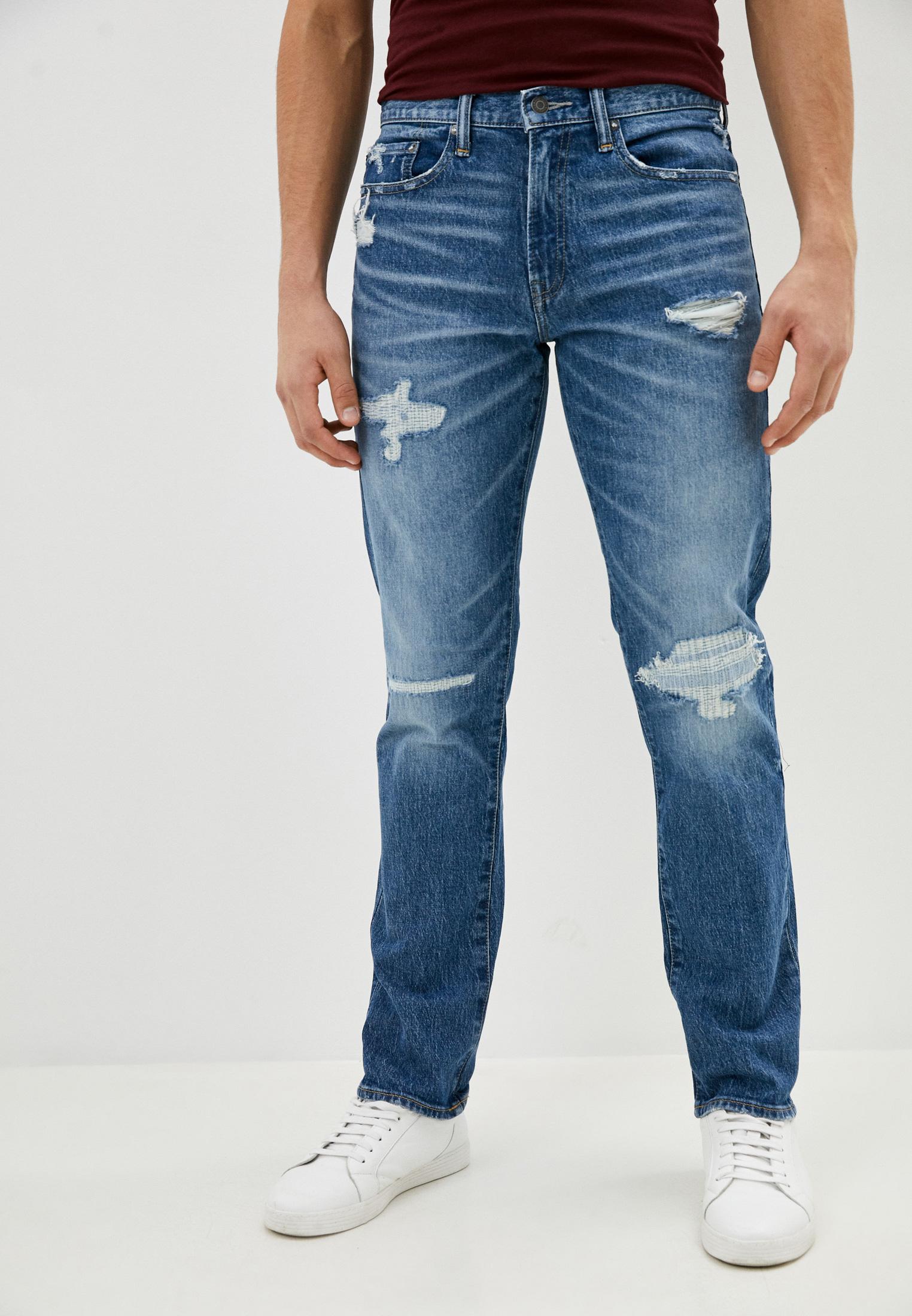 Зауженные джинсы Gap 614993