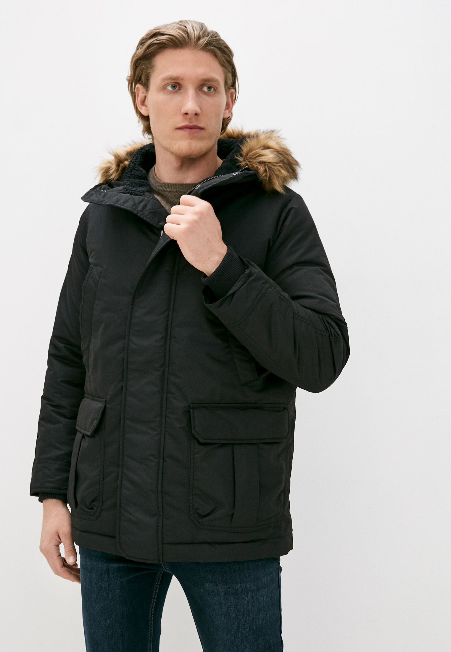 Утепленная куртка Gap 593629