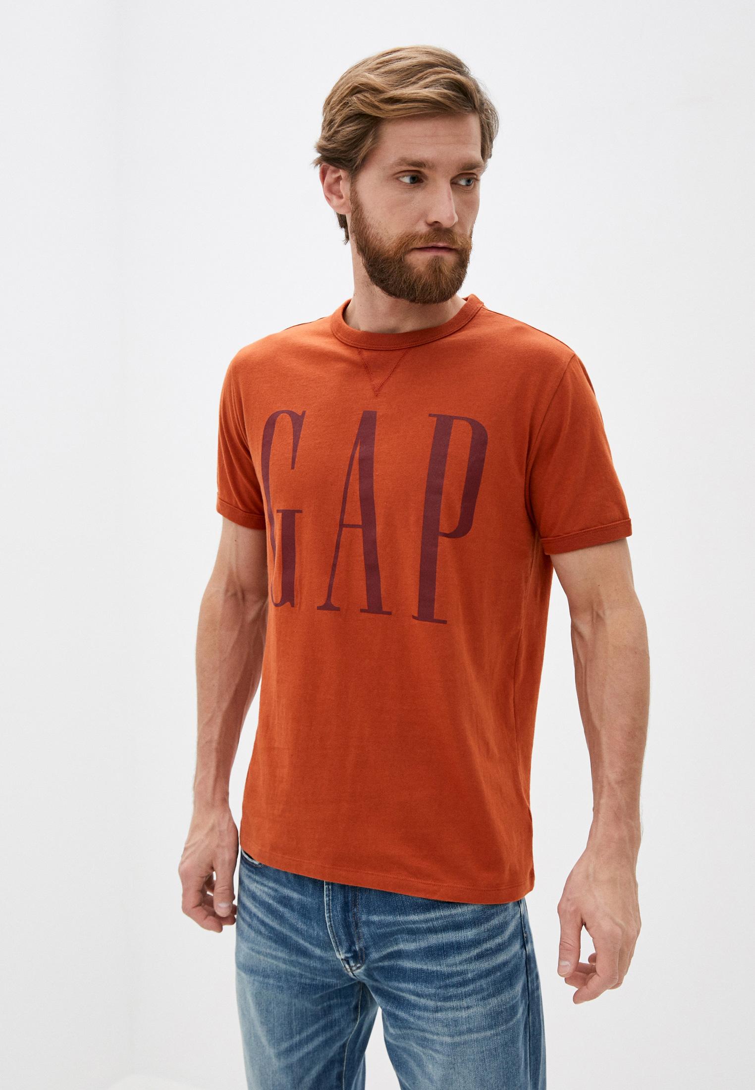 Футболка с коротким рукавом Gap (ГЭП) 618496