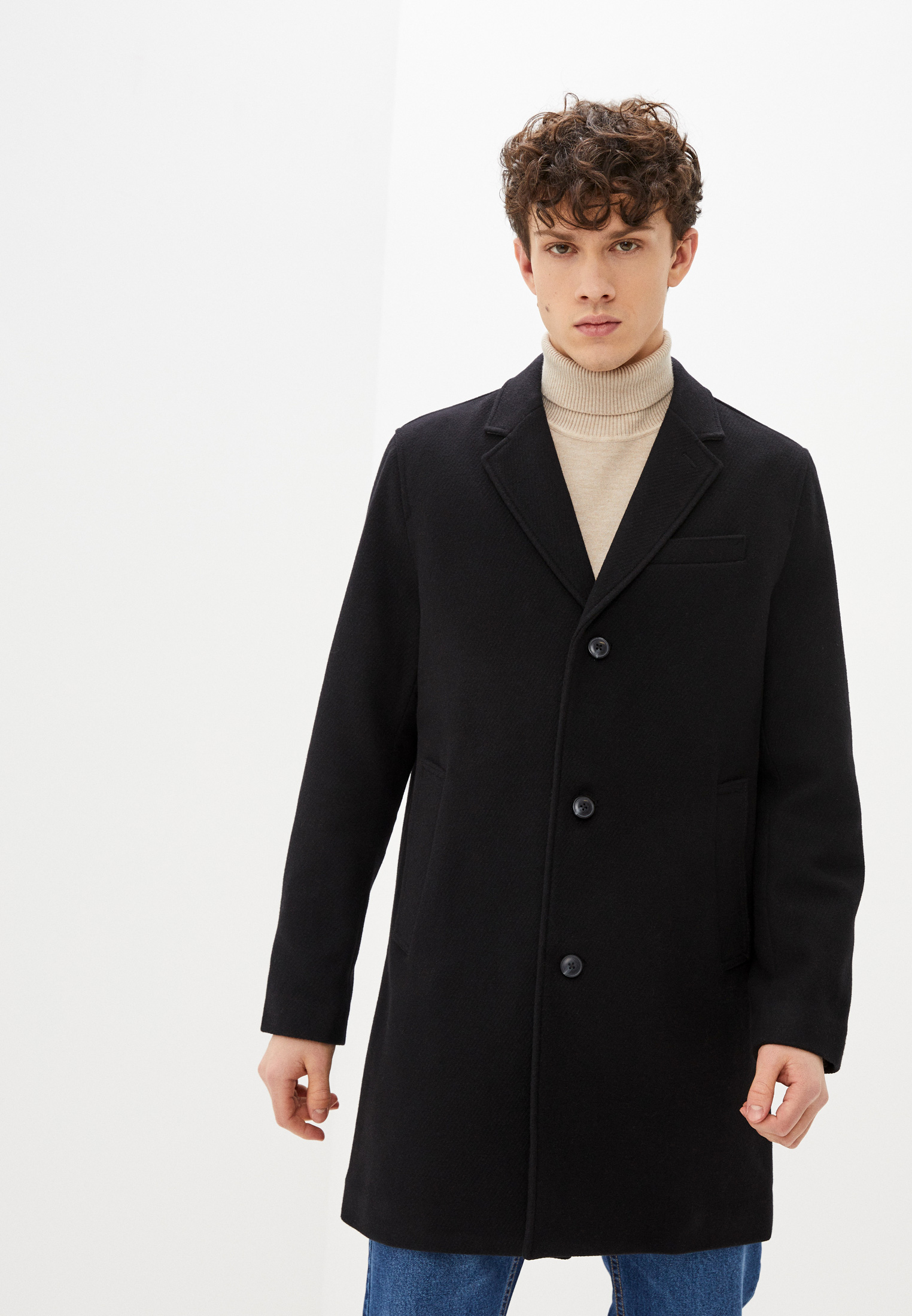 Мужские пальто Gap (ГЭП) 593080