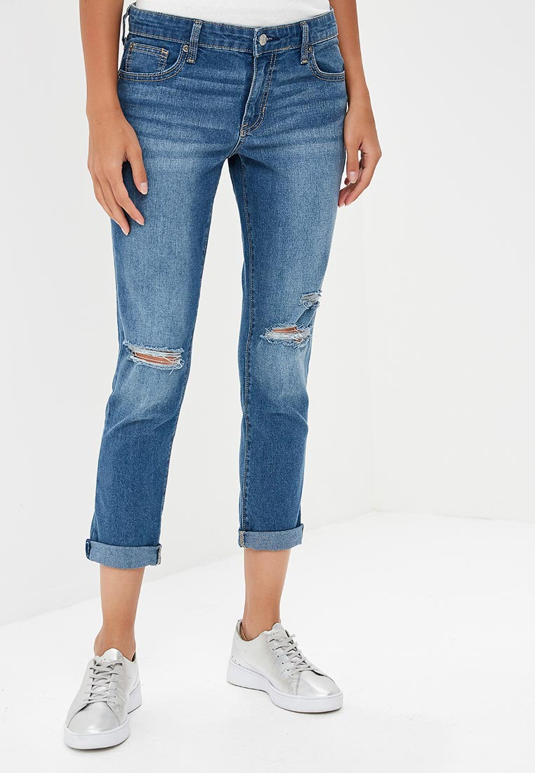 Зауженные джинсы Gap 337788