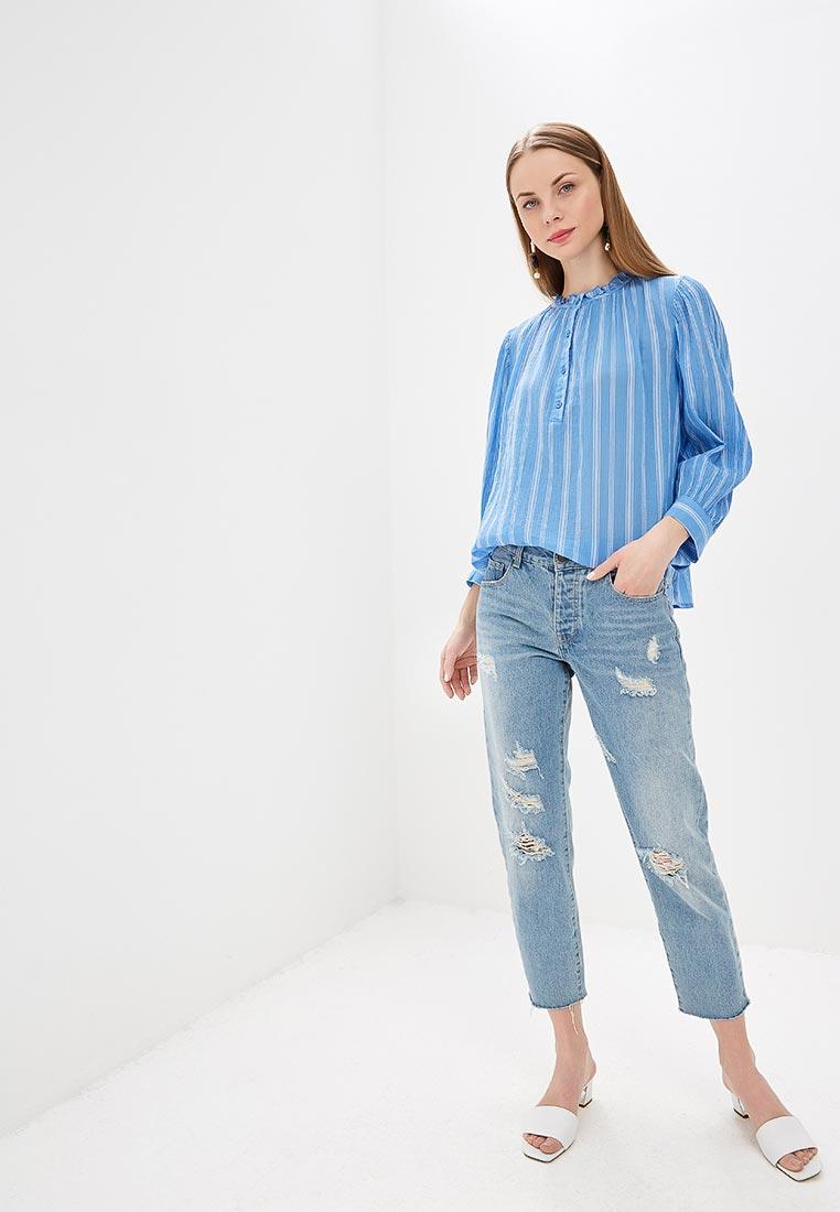Женские рубашки с длинным рукавом Gap 419141: изображение 2