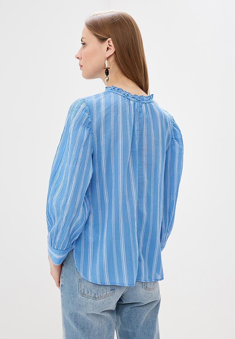 Женские рубашки с длинным рукавом Gap 419141: изображение 3