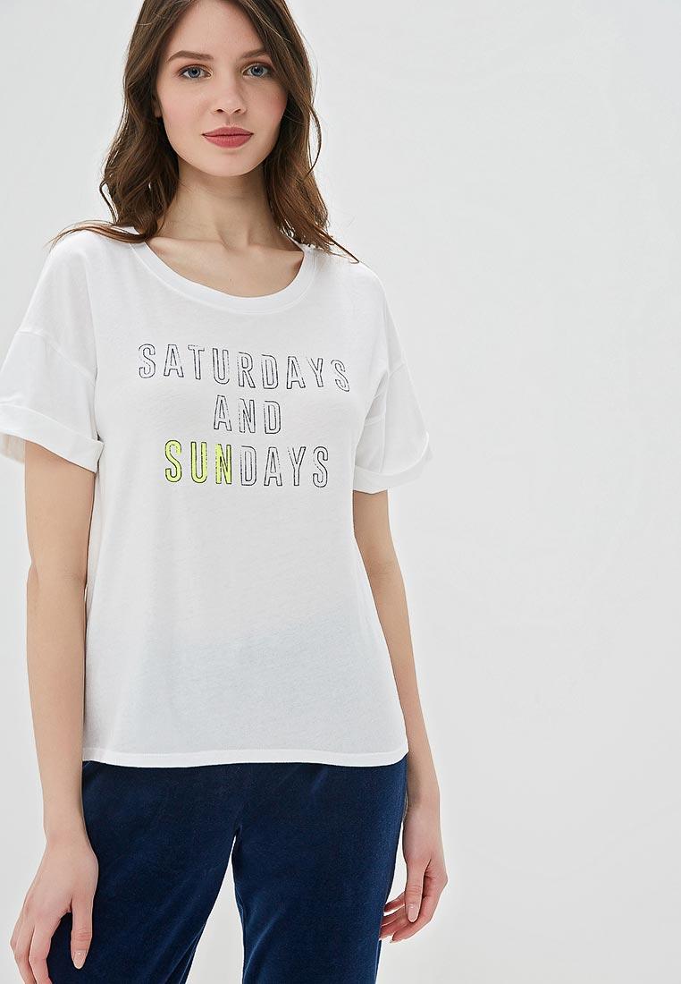 Домашняя футболка Gap 469145: изображение 1
