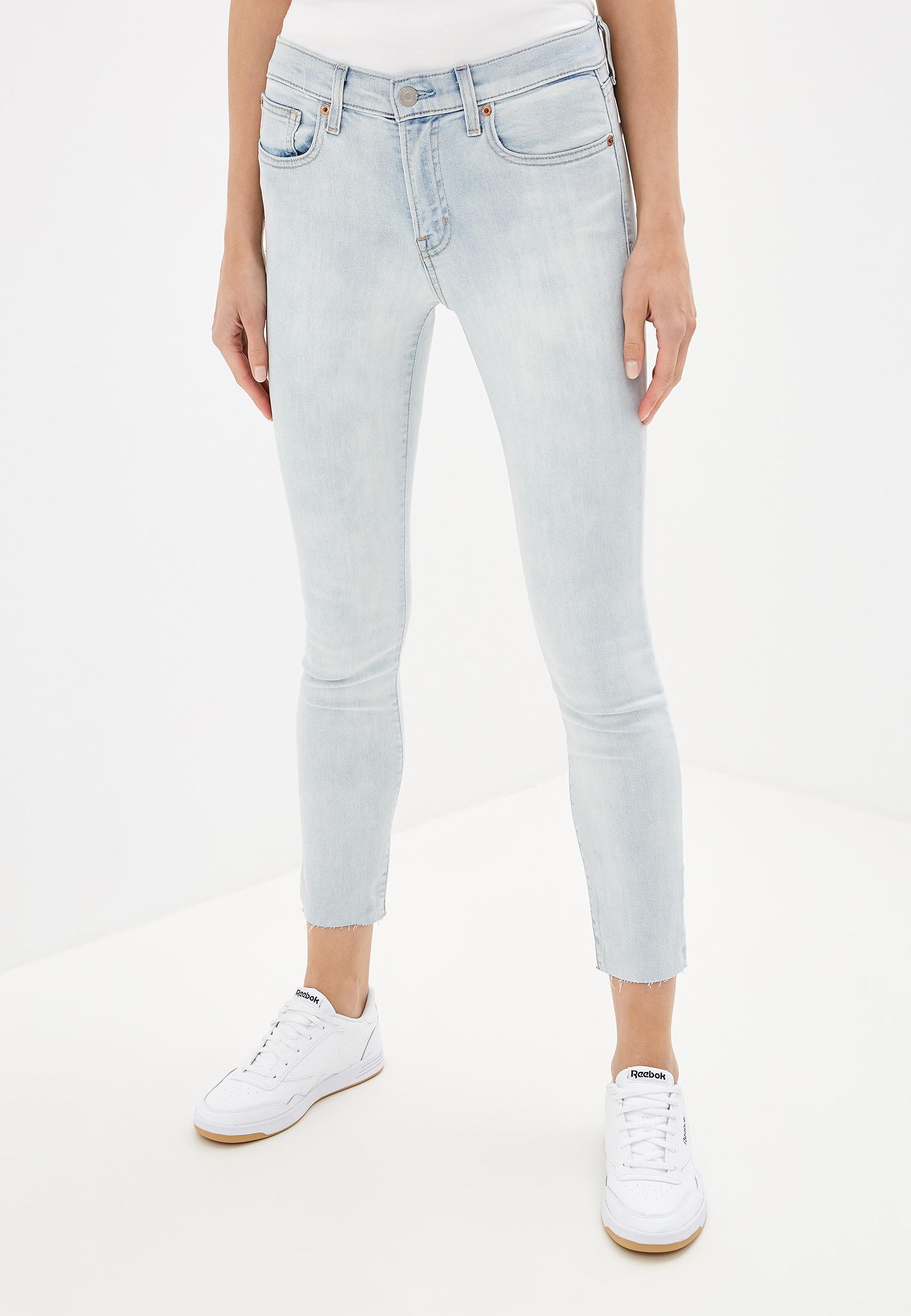 Зауженные джинсы Gap 440621