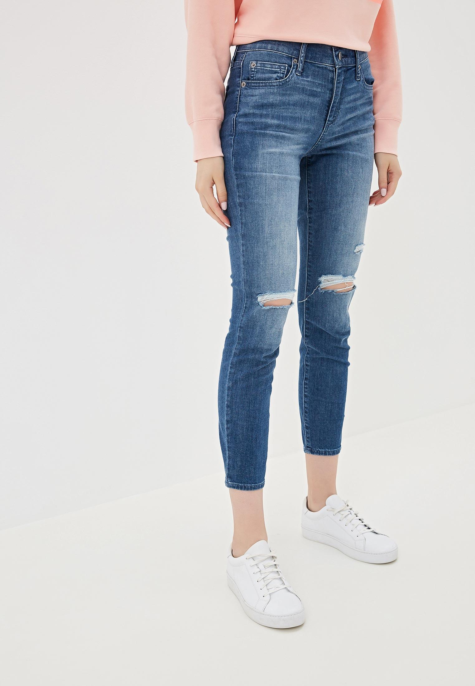 Зауженные джинсы Gap 460366