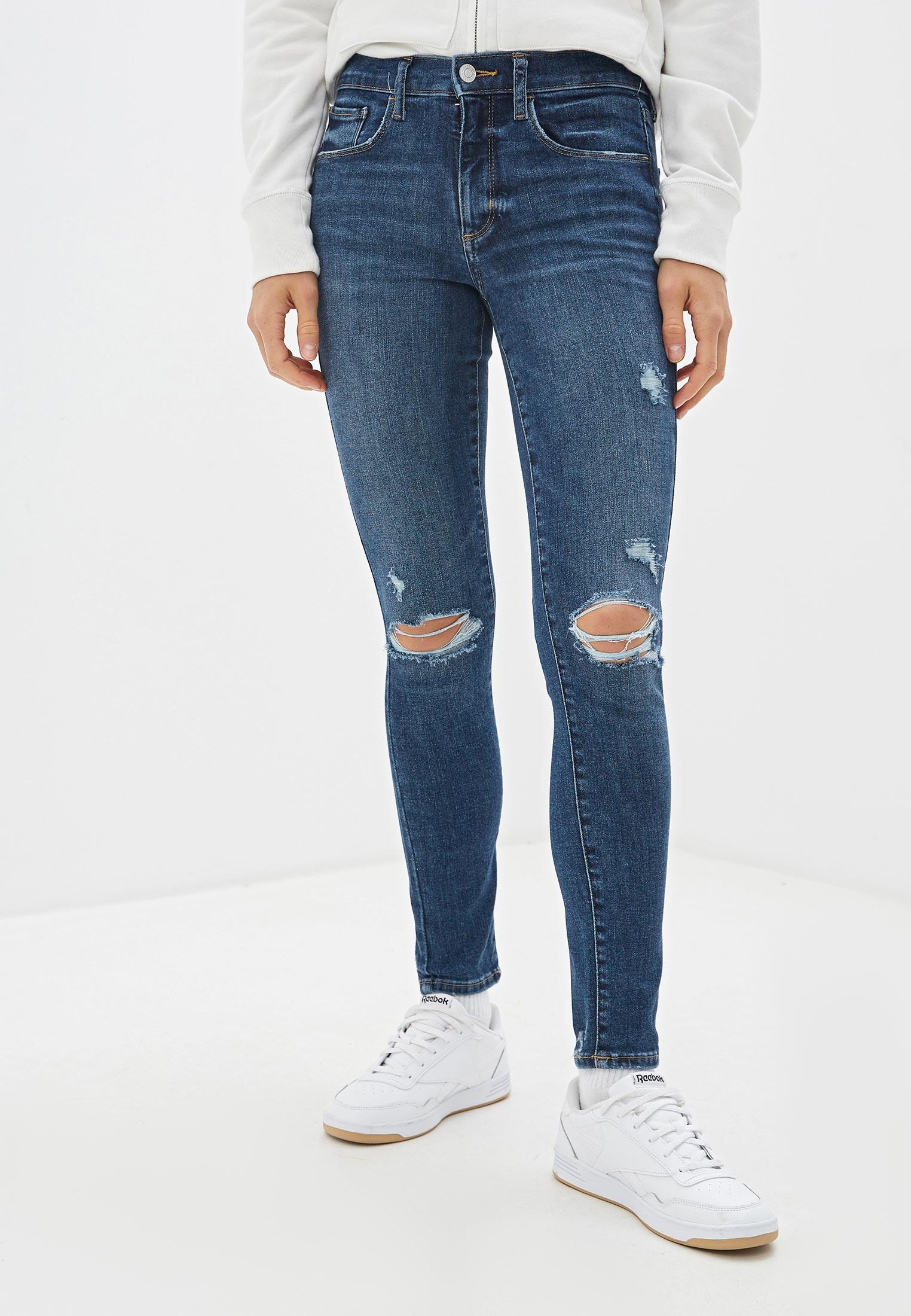 Зауженные джинсы Gap 488443